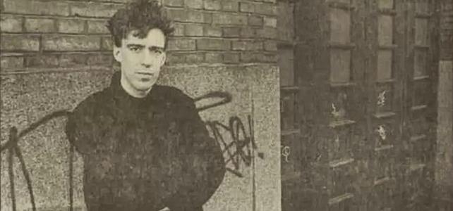 Joost Zwagerman 1986